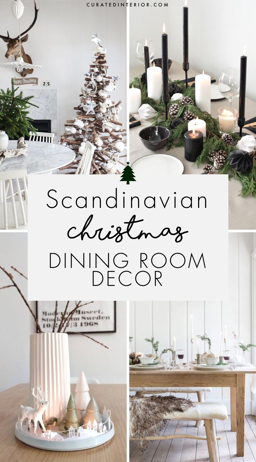 25 Scandinavian Christmas Dining Room Decor Ideas Christmas Dining Room Decor Christmas Dining Table Decor Christmas Interiors