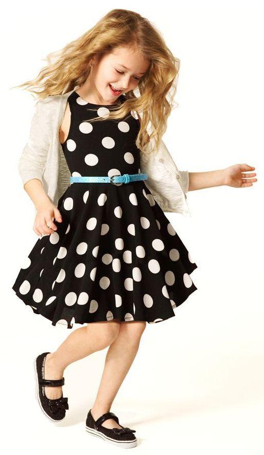 ملابس بنات اطفال للمناسبات و الأعياد موضة 2020 بفبوف Vestidos Infantis Vestidos Estilosos Moda Infantil