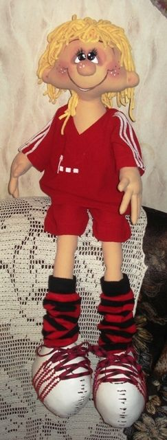 2012г.Футболист 1.Подарок сыну.80 см.