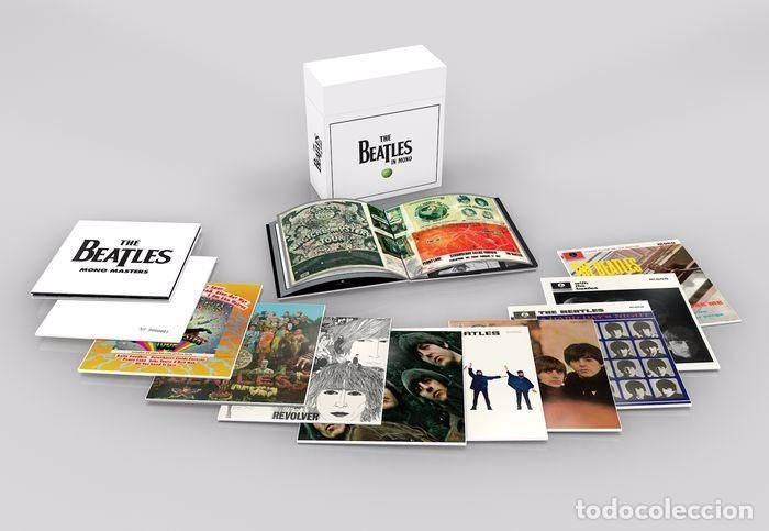 The Beatles In Mono (Edición Box Set Limitada Vinilo Super Deluxe) - Foto 1