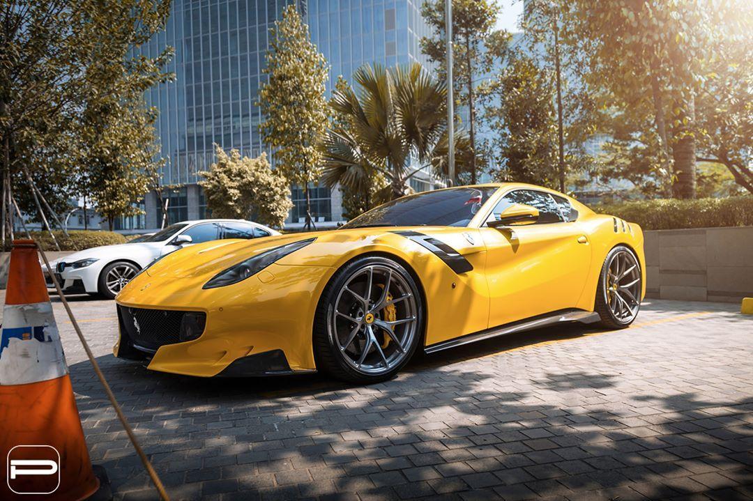 PUR WHEELS on Instagram \u201cLimited Ferrari F12 TDF! PUR 4OUR