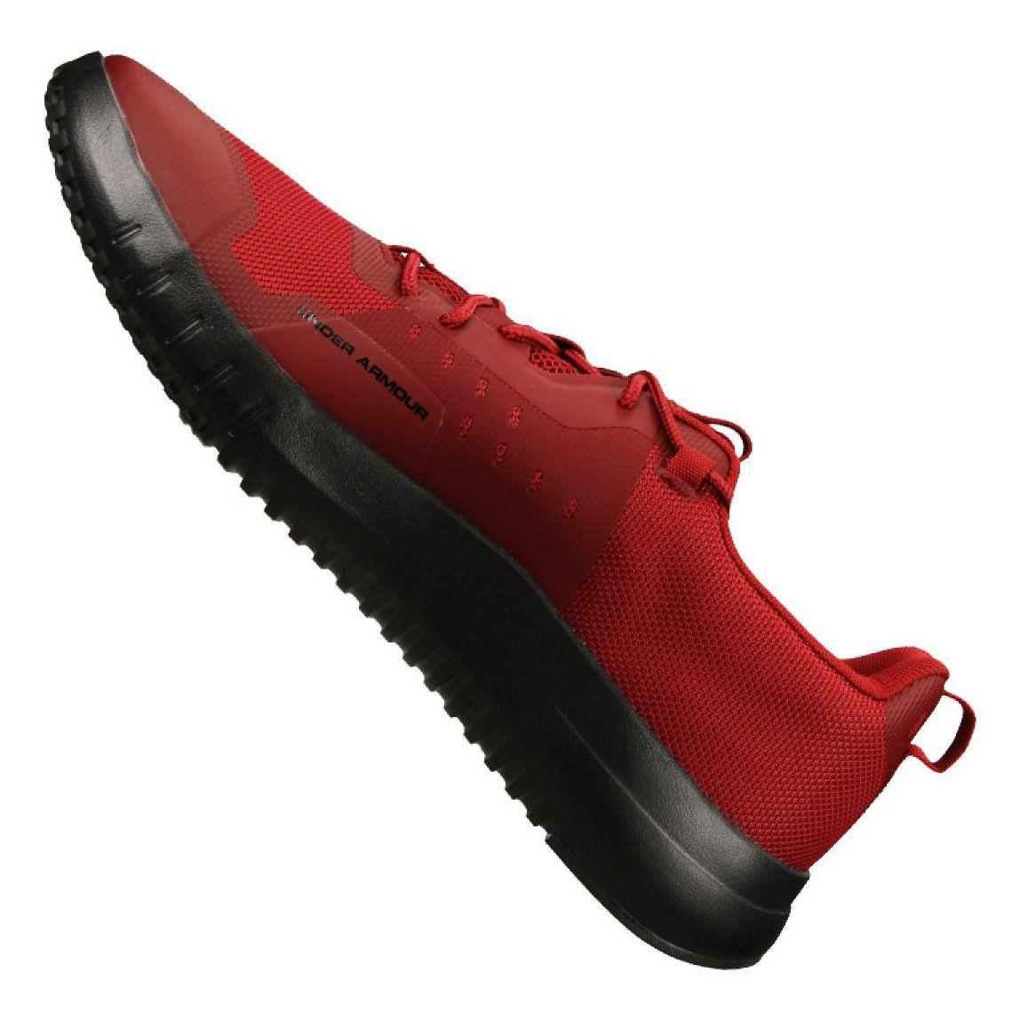 Buty Treningowe Under Armour Tr96 M 3021296 600 Czerwone Training Shoes Under Armour Shoes
