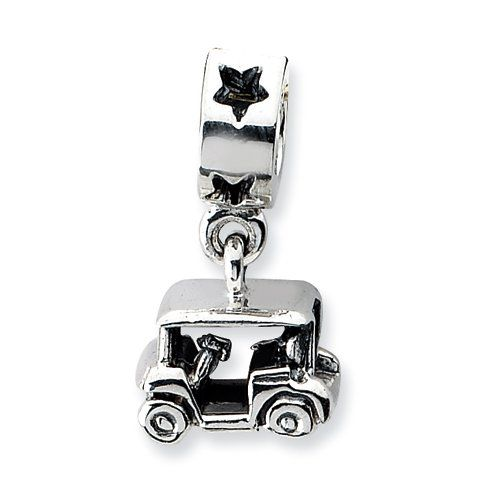 a306ec91b Golf Pandora Charms and beads. Golf club charms and golf ball charms. These  are sweet. #GolfPandoraCharms