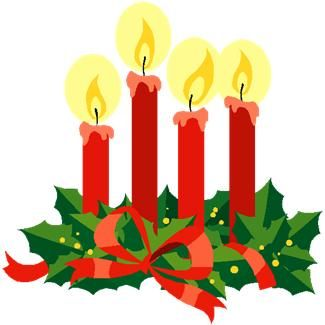 Celebrating Advent Organizing Homelife Advent Candles Candle Doodle Candle Clipart