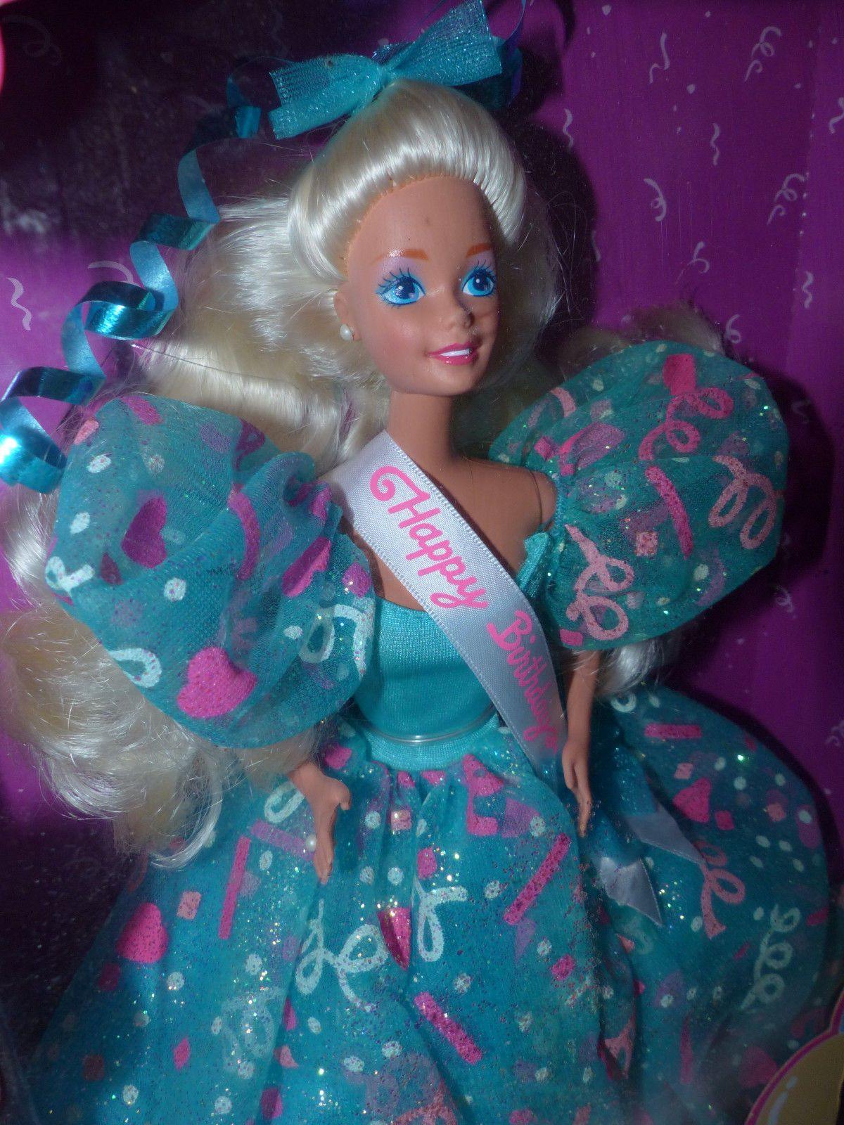 Barbie happy birthday 1993