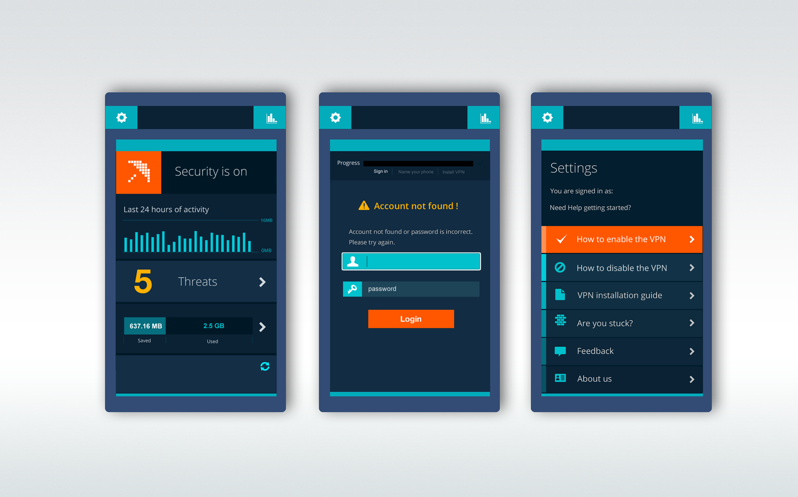 iphone app, minimal, clean,simple Installation, App