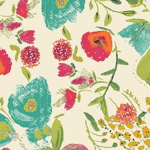 AGF Studio - Abloom Fusion Rayon - Budquette Rayon in Abloom
