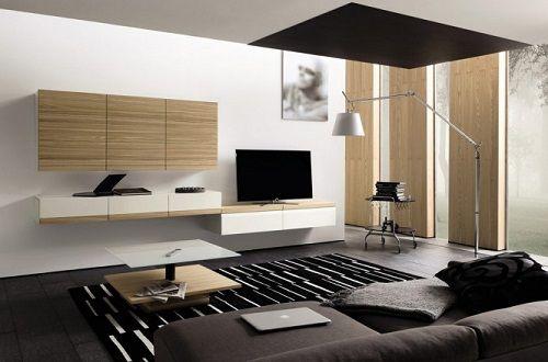 muebles modernos para solteros