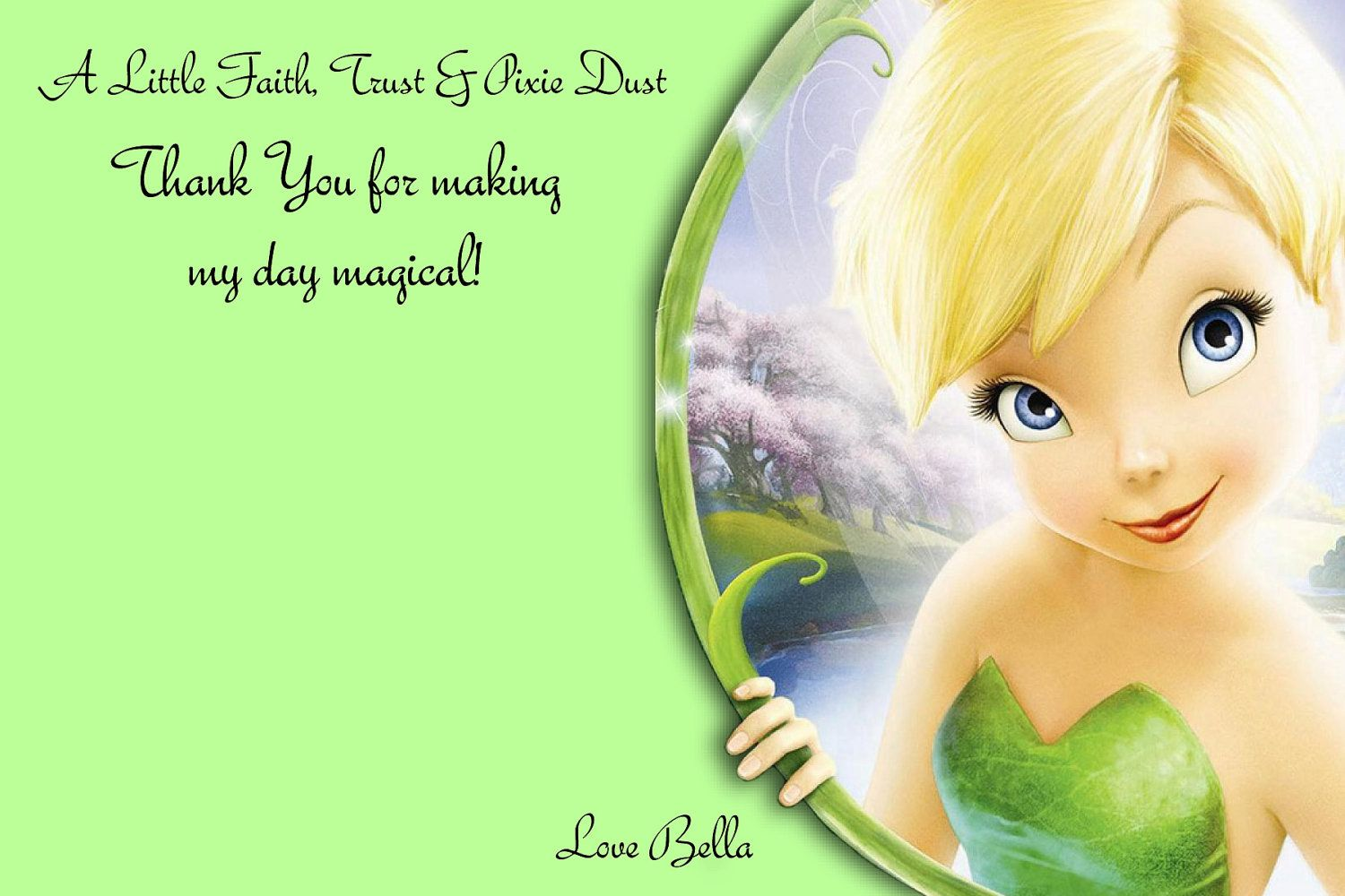 Unavailable Listing On Etsy Tinkerbell Invitations Birthday Party Invitations Free Tinkerbell Party