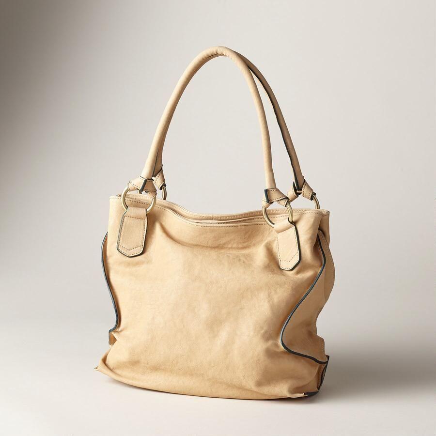 9e8f6e88b08 Italian-made Leather Hobo Bag   Robert Redford s Sundance Catalog  hobobags