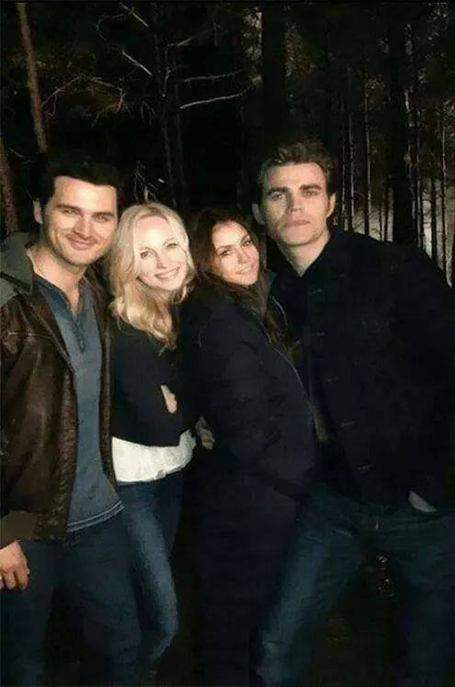 Pin by Cathy Smith on The Vampire Diaries cast in 2019 | Vampire