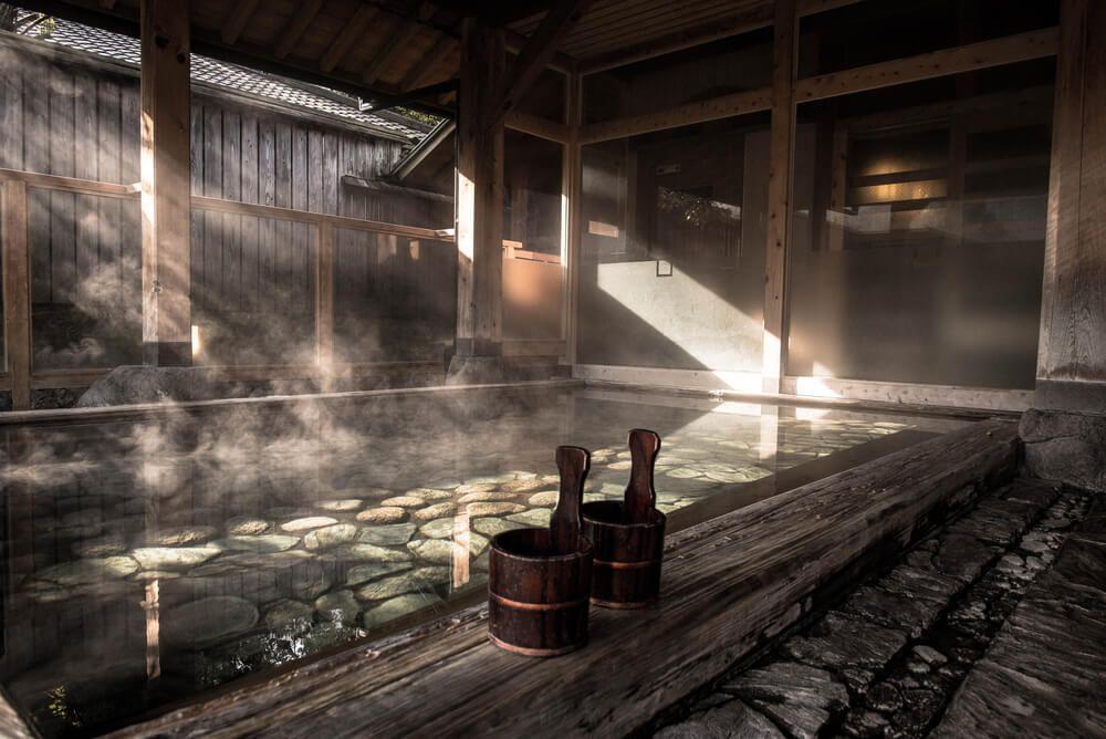 Los Onsen Los Banos Tradicionales De Japon Bano Tradicional