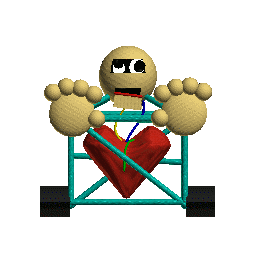 Baldi Basic Roblox Wiki 1st Prize Is A Robotic Character From The Science Fair From Here School In Baldi S Basics Plus 1st Prize Is A Poo In 2020 Science Fair Roblox Creator Spyro The Dragon