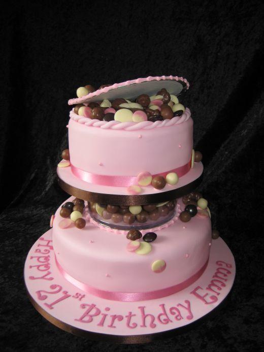 21st Birthday Cake Ideas For Girls Cakepins Cakescupcakes