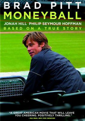 Moneyball Brad Pitt Sports Movie Baseball Movies