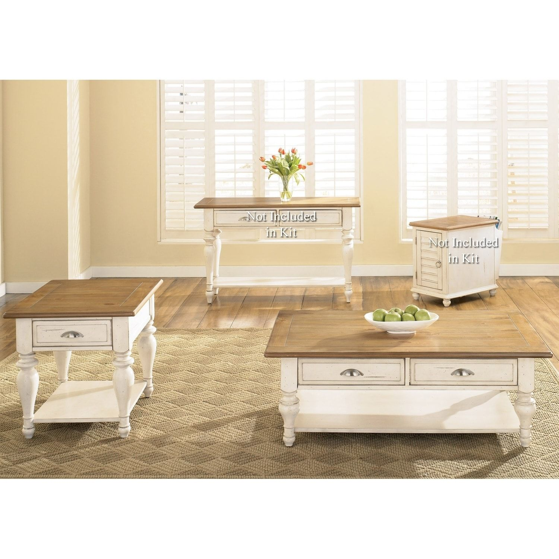Our Best Living Room Furniture Deals 4 Piece Coffee Table Set Liberty Furniture Coffee Table Setting [ 1500 x 1500 Pixel ]