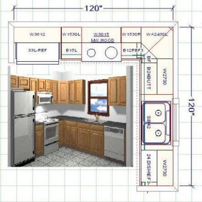 29 Thoughts You Have As Design My Kitchen Cabinet Layout Roaches