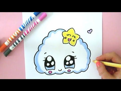 Susse Kawaii Bilder Zum Nachmalen Diy Zeichnen Youtube Kawaii Turtle Cute Drawings Kawaii Doodles