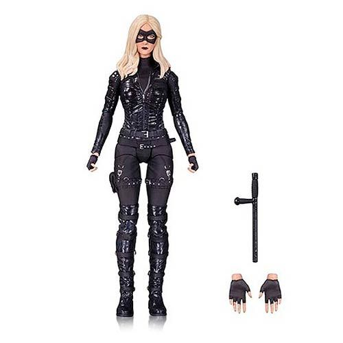 DC Collectibles White Canary Legends of Tomorrow CW TV Action Figure
