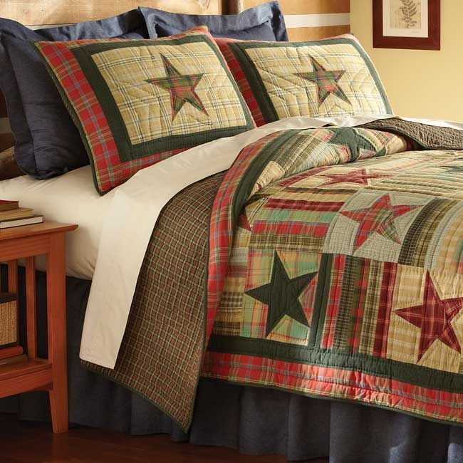 Just found this Classic Quilt - Prairie Star Quilt -- Orvis on ... : country star quilts - Adamdwight.com
