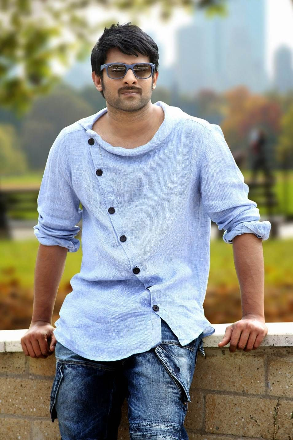 Stylish prabhas images in munna catalog photo