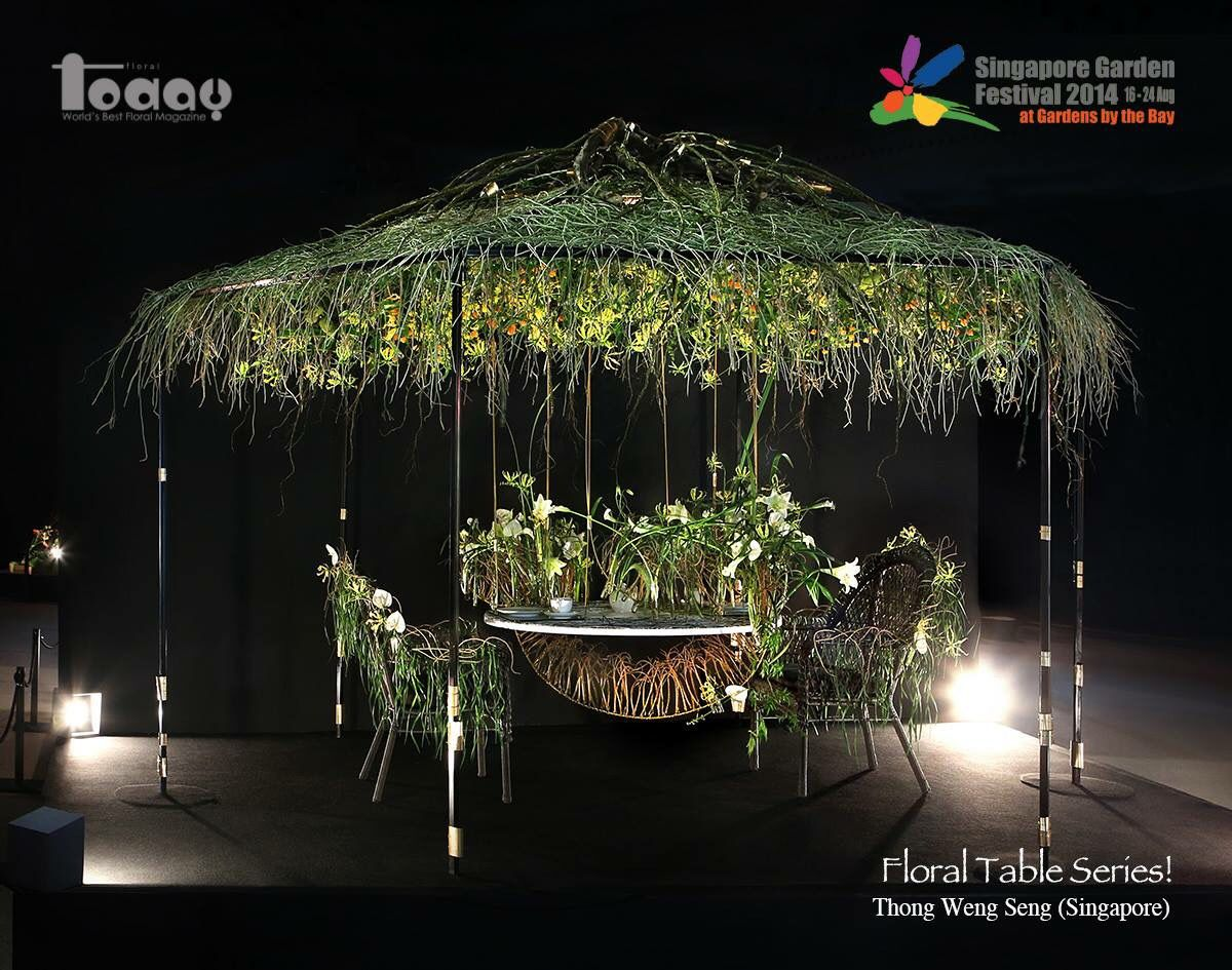 SGF Table Decoration Competition & SGF Table Decoration Competition | Other Floral Artists Designers ...