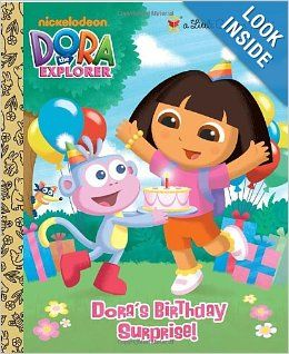 18. Later that night after brushing her teeth before bed with Dora on