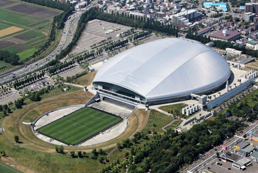 Pin By Ryan Okviananda On Dream City In 2020 Stadium Design Football Stadiums World Cup Stadiums