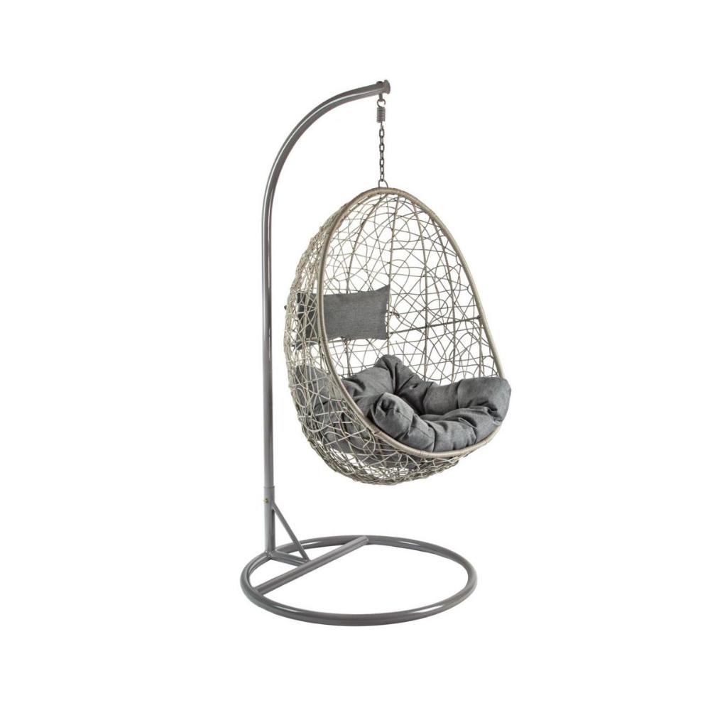 Fotel Wiszacy Aruba Hustawki Ogrodowe W Atrakcyjnej Cenie W Sklepach Leroy Merlin Hanging Chair Hanging Decor