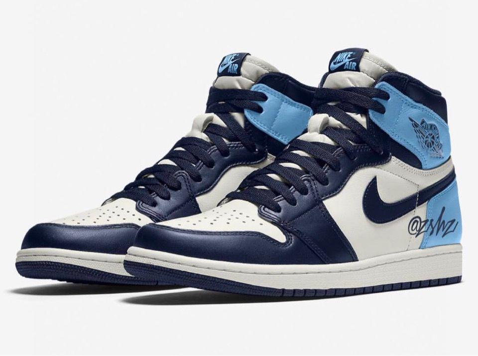 NikeAir Jordan 1 Retro High OG UNC