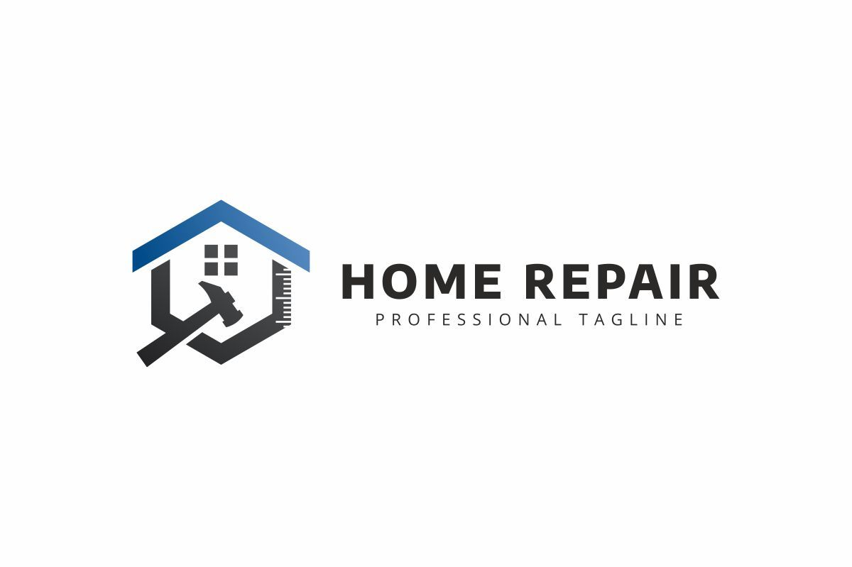 Home Repair Logo Template 78816 Home Repair Logo Templates Templates