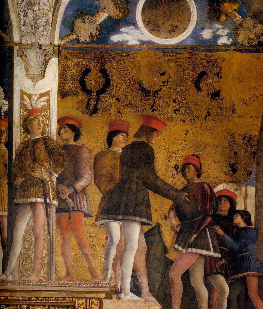 Risultati immagini per mantova museo di palazzo ducale