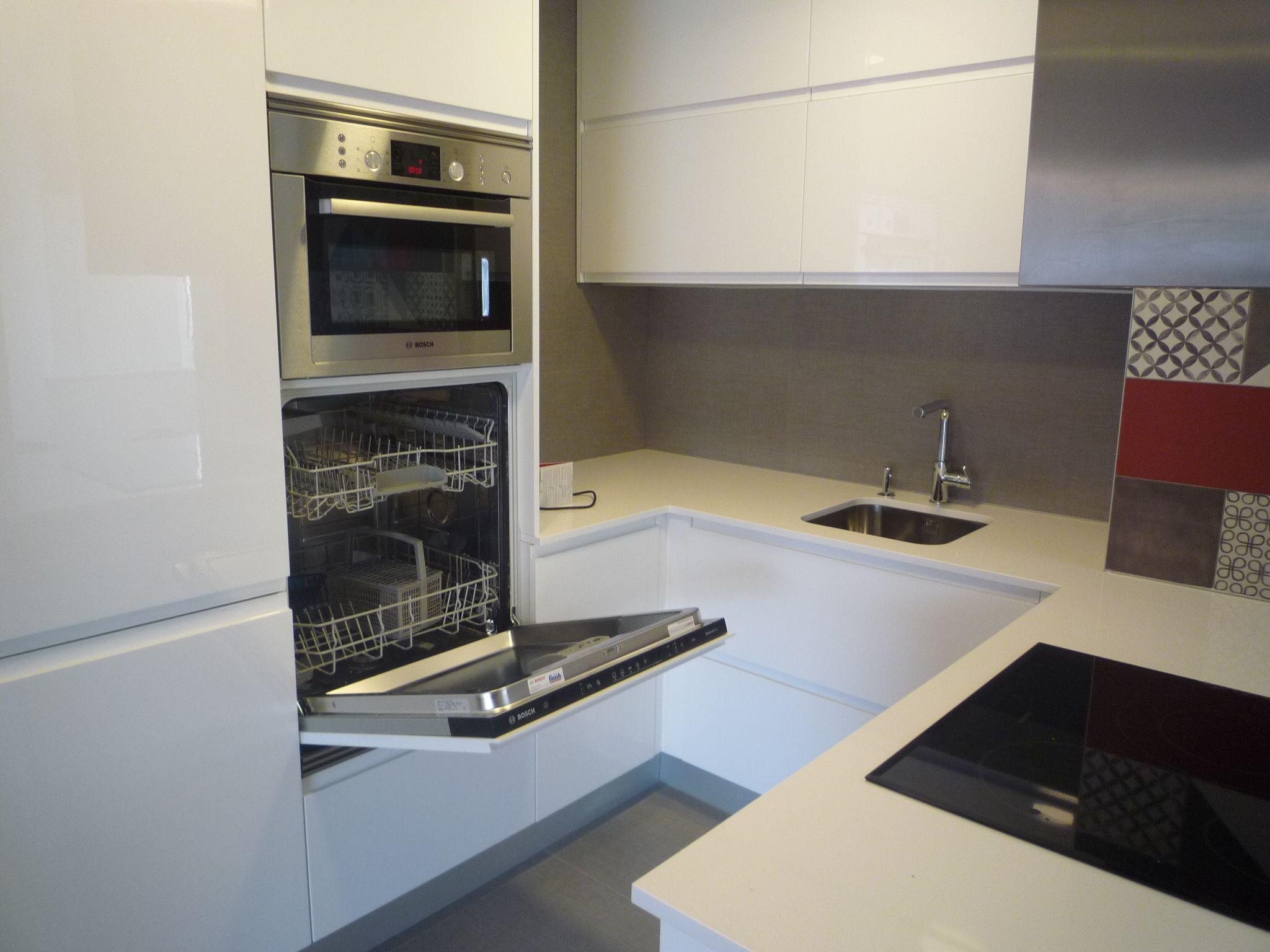Como Disenar Una Cocina 10decoracion Cocinas Con Lavavajillas Como Disenar Una Cocina Diseno De Cocina Comedor