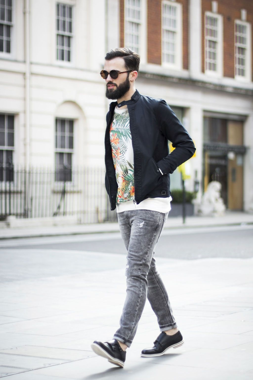streetstyle man PEOPLE! - ZARA