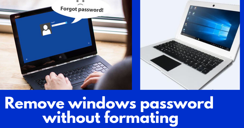How To Get In A Laptop Without The Password