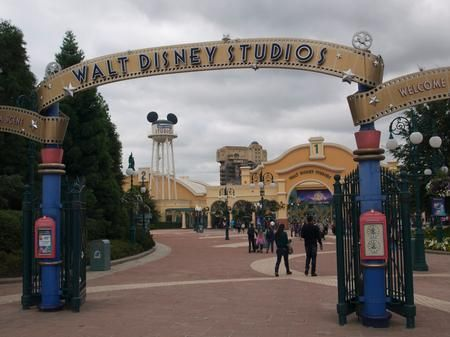 Walt Disney Studios Park Parks Fairs And Amusement