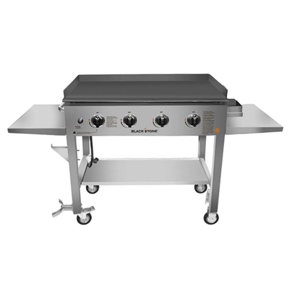 blackstone 1560 36 inch stainless steel griddle cooking station