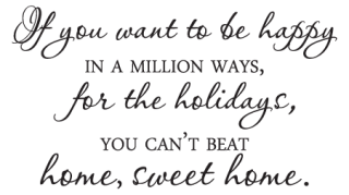 quotes about home sweet home - Google Search