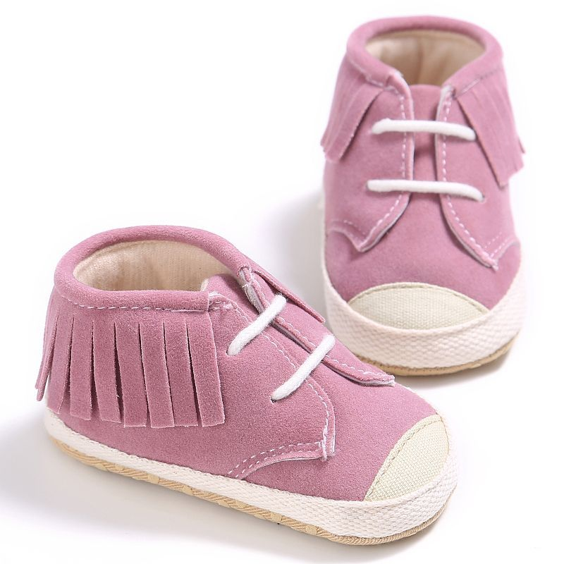 First Walkers Newborn Baby Boys Prewalker Shoes,Infant