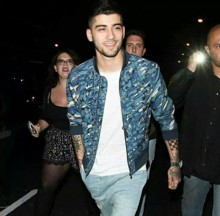 zayn leaving kylie jenner's birthday party