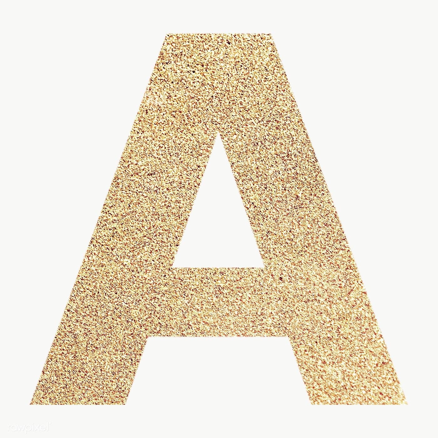 Glitter Capital Letter A Sticker Transparent Png Free Image By Rawpixel Com Ningzk V Transparent Stickers Heart Wallpaper Hd Lettering Alphabet