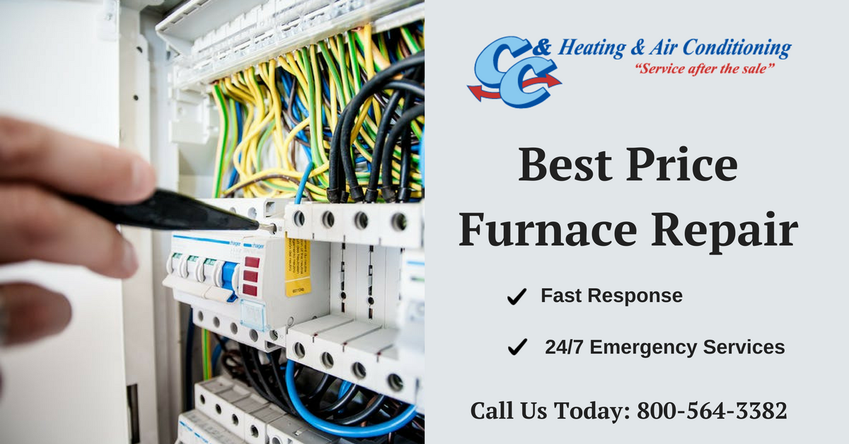 For Ac And Furnace Repair Service In Pennsylvania Call C C