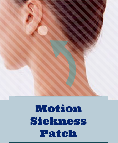 What you didn't know about Motion Sickness Patch or Travel Sickness Bands   Motion  sickness, Motion, Sick