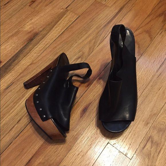 Via spiga heels Via spiga size 6 worn once  perfect condition Via Spiga Shoes Heels