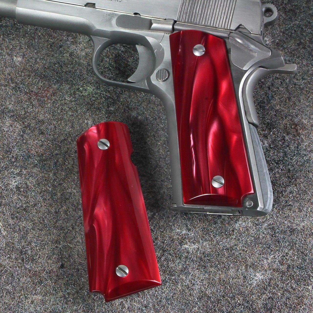 Pin On Gun Grips