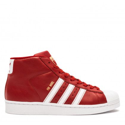 adidas Pro Model-Red White | Fabulous