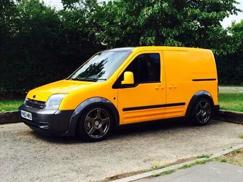 Transit Connect Rs Ford Transit Ford Van Used Vans