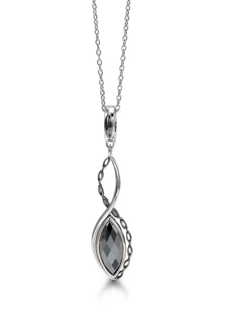 The annual list of 12 Jewelry Trends for 2016 serves as a guideline for store purchases in the new year, highlighting pieces and materials trending now, based on the clothing, color, red carpet, and real-life influences at work in the market. Black and white jewelry is the first trend on the list. Here are six new options for retailers to consider stocking.