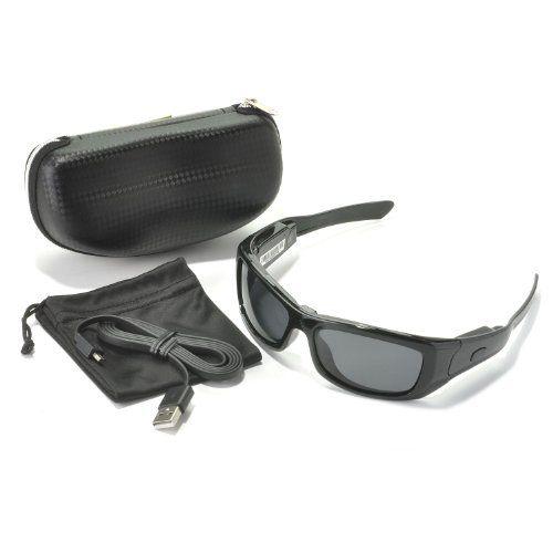62af4cb592c Vidvision 5 MegaPixel Hands Free Spy Cam Recording Video Camera Glasses  720p HD Recording with Internal 8GB Memory