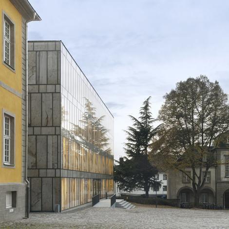 Architekt Essen project folkwang bibliothek location essen germany architect